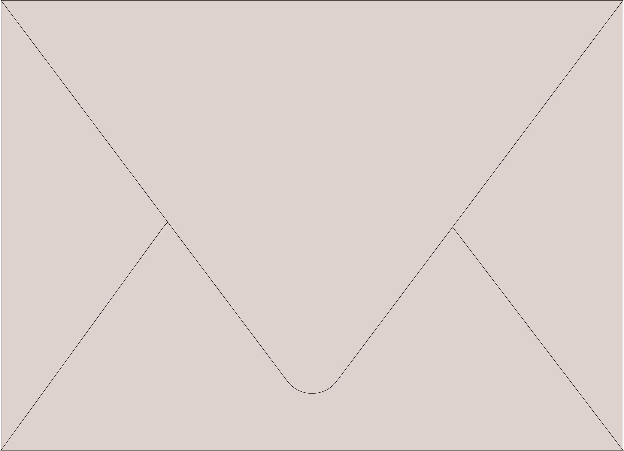 Envelope Color: Mist