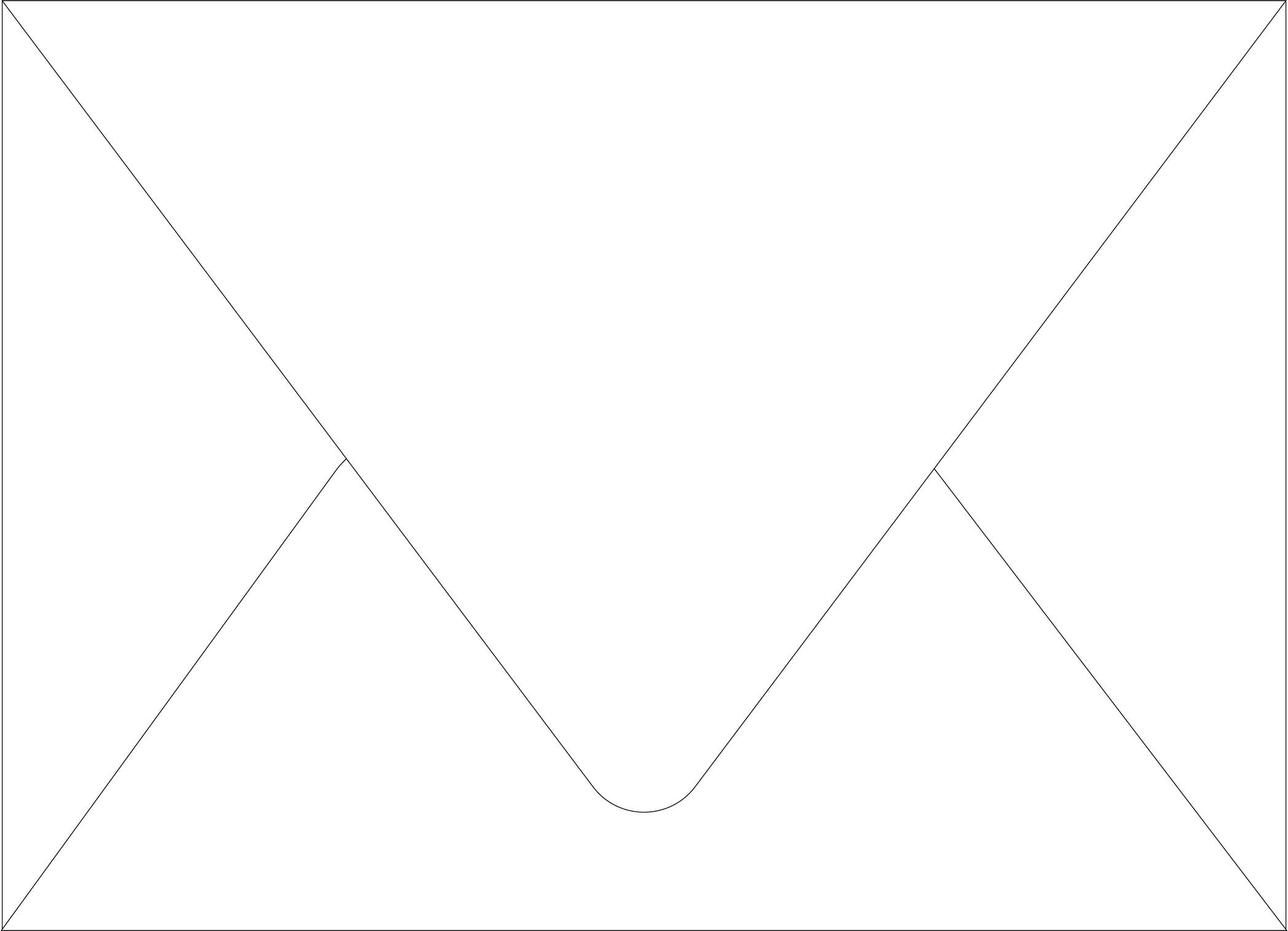 Envelope Color: White