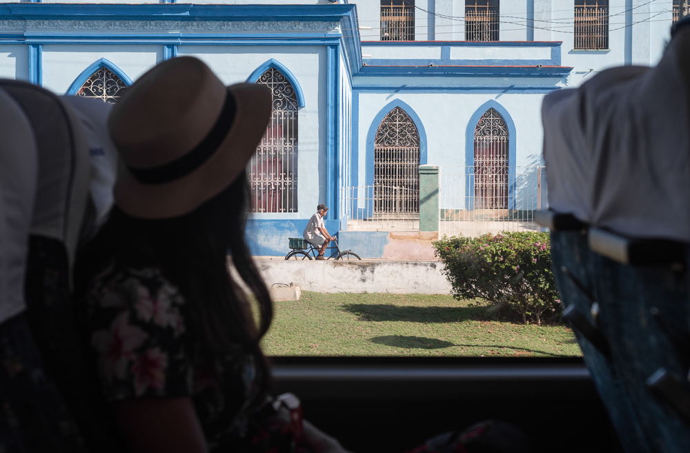 Passing Matanza, Cuba