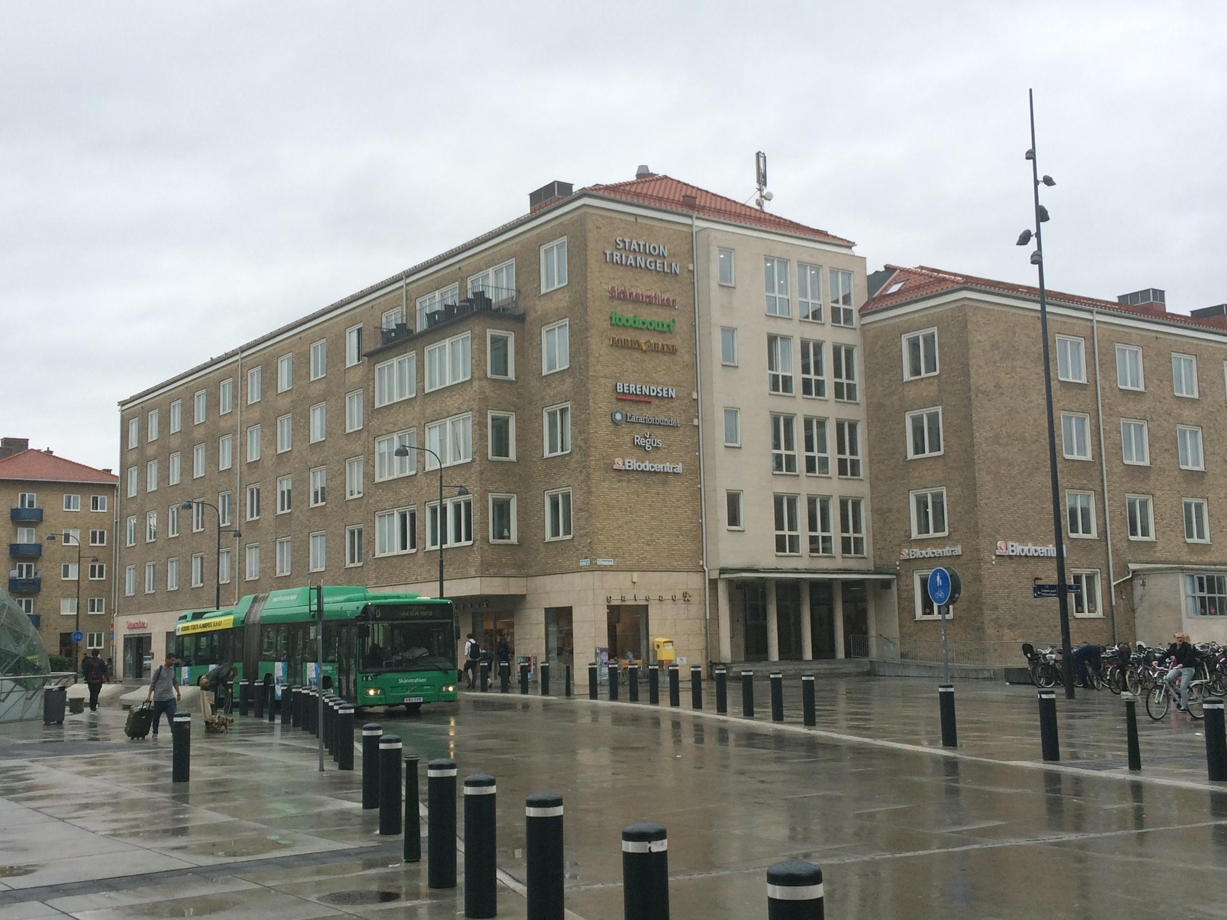 Kontorsfastigheten S.t Johannesgatan 2, Malmö