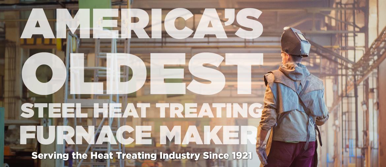 America's Oldest Steel Heat Treating Furnace Maker