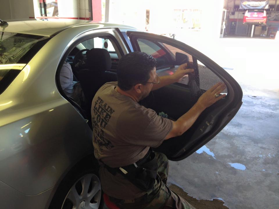 Frequently Asked Questions about car window tinting.