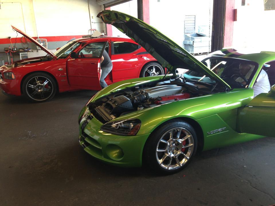 Custom Auto Work From Audiosport