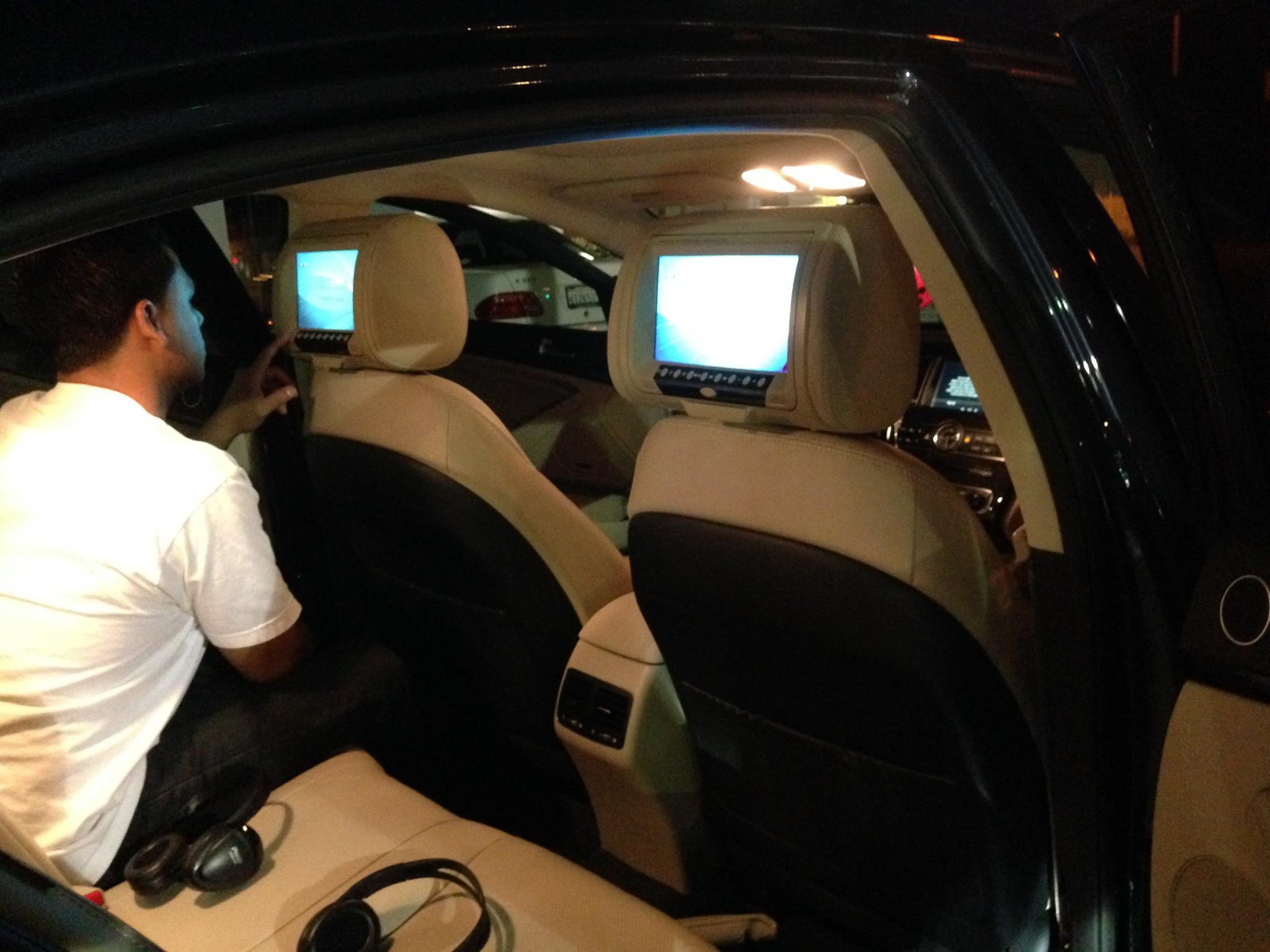 Car Video Installation