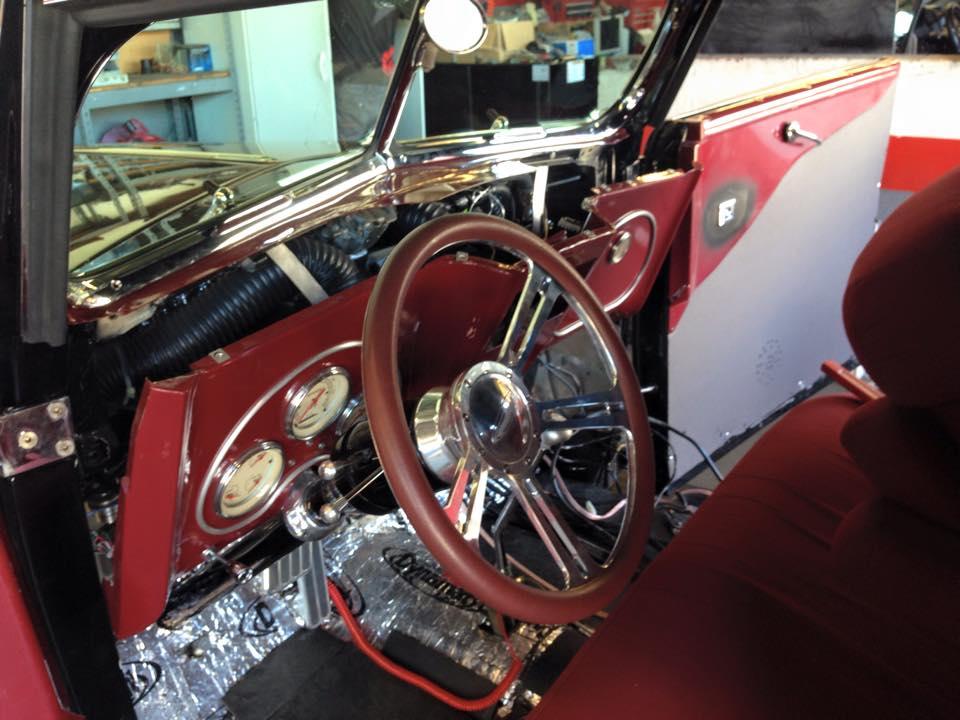 Custom Auto Work and Auto Performance