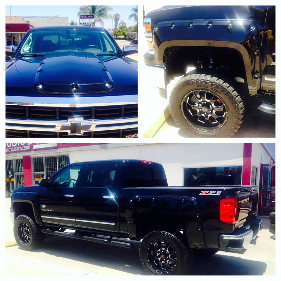 Get Your Truck Lifted With Premium Suspension