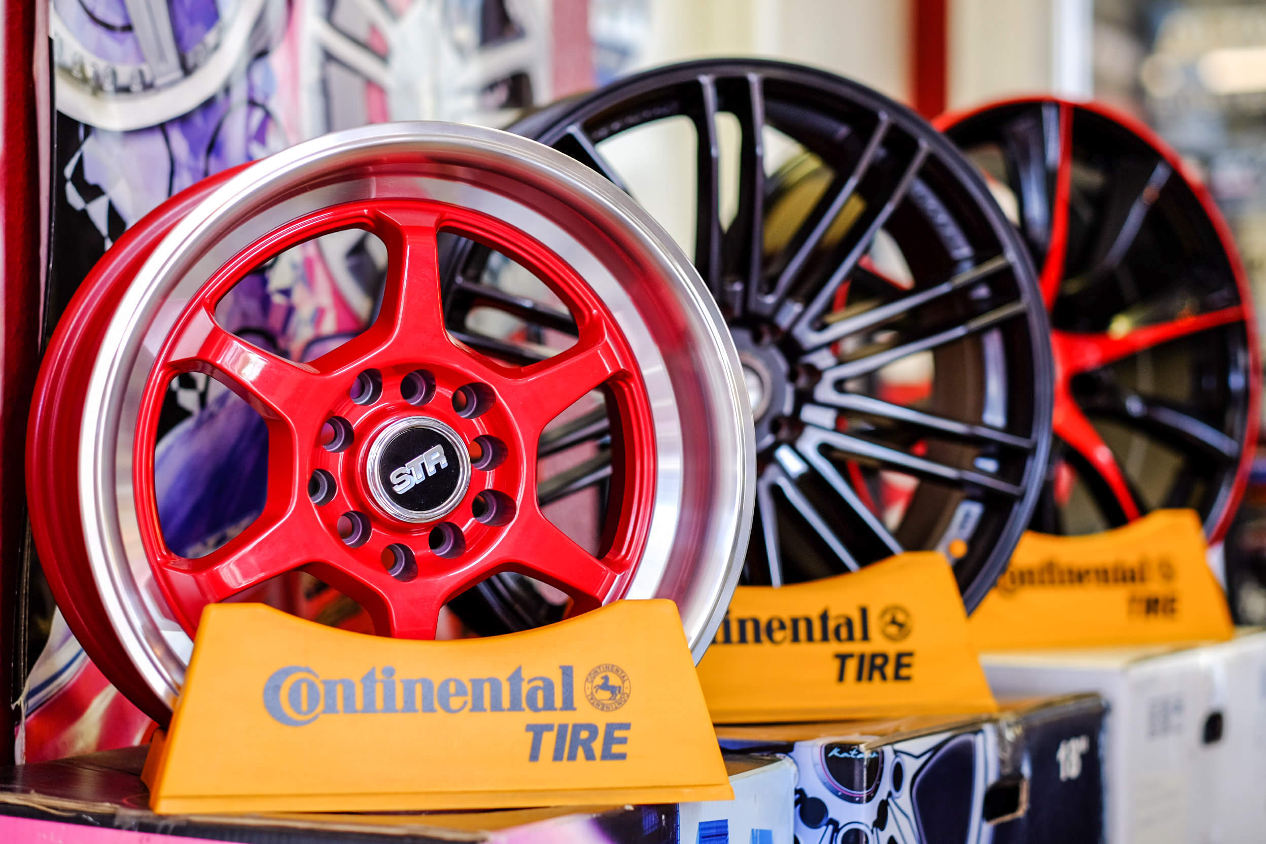 Great selection of cheap car tires and cheap wheels