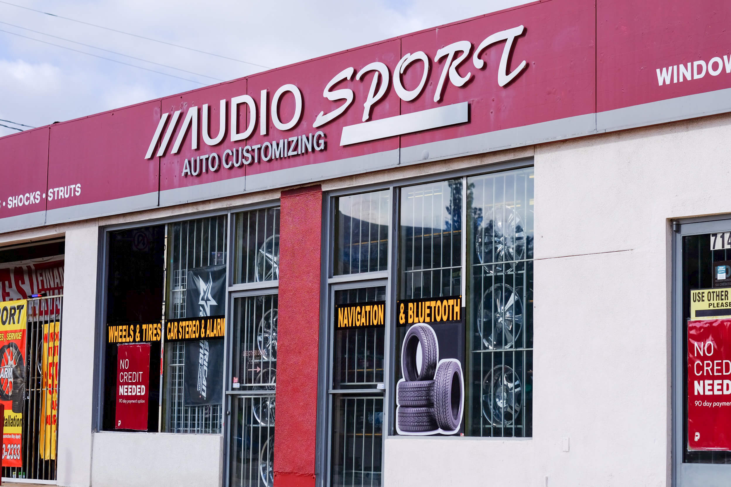 Audiosport Escondido
