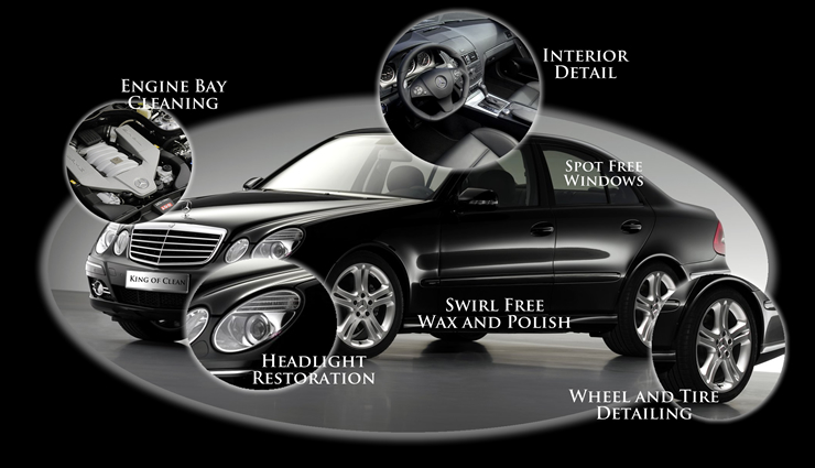 Auto Detailing and Car Wash from Audiosport
