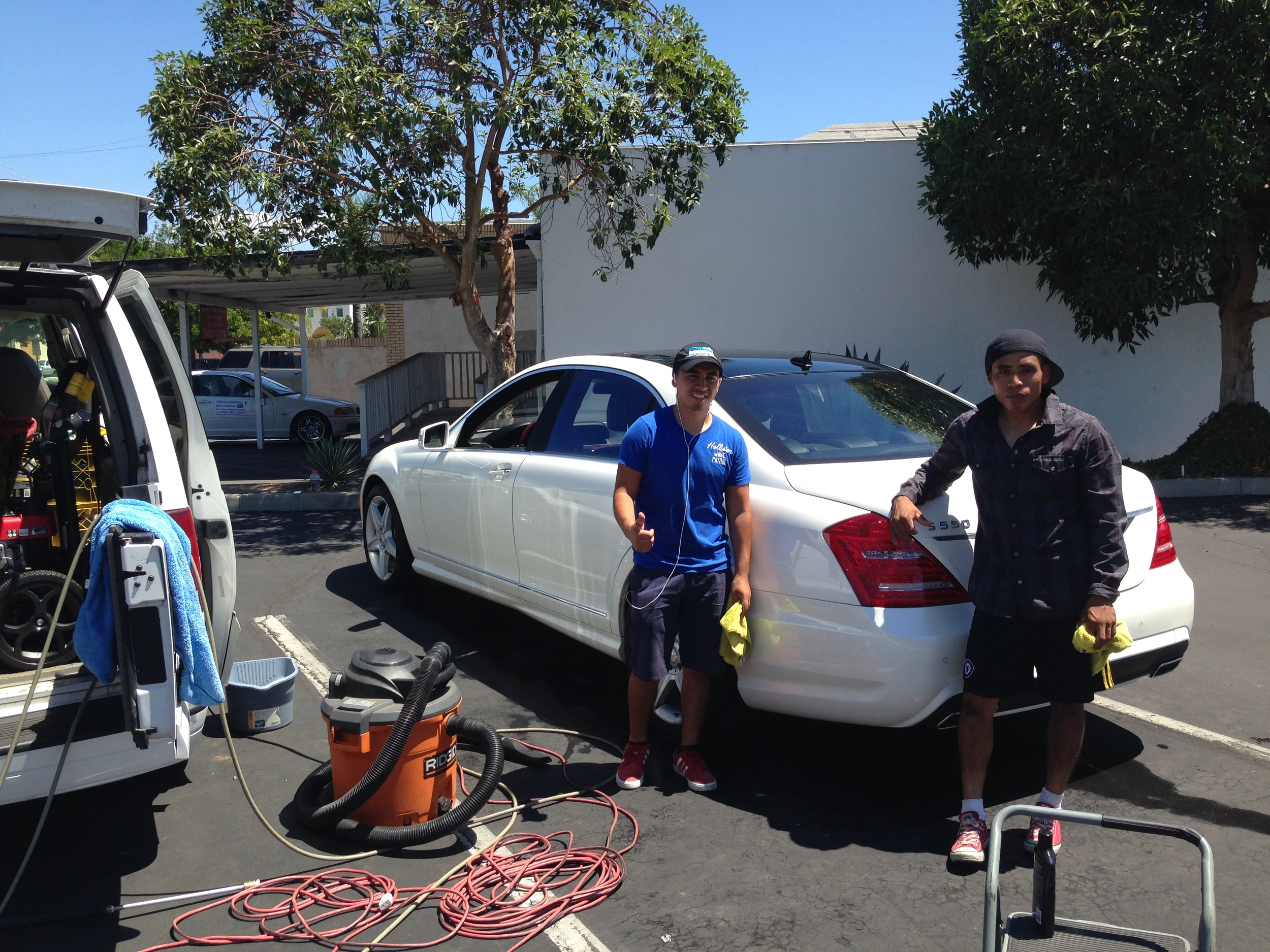 Auto Detailing and Car Deep Cleaning