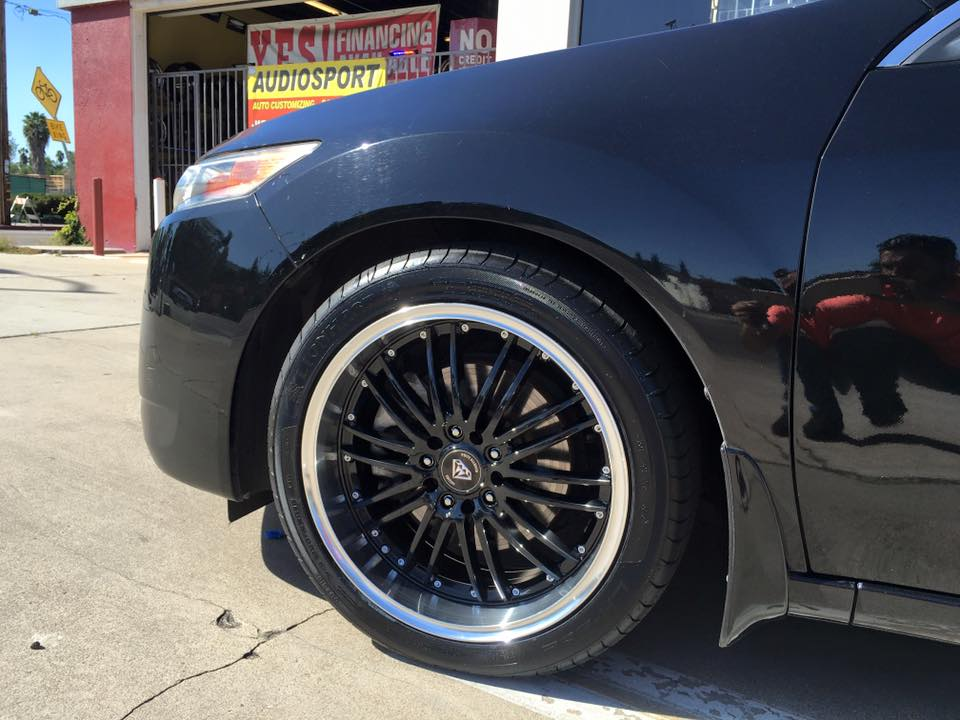 The very coolest rims in San Diego