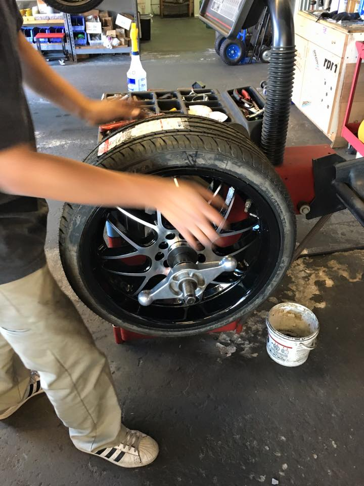 Best Tire Installation in Escondido