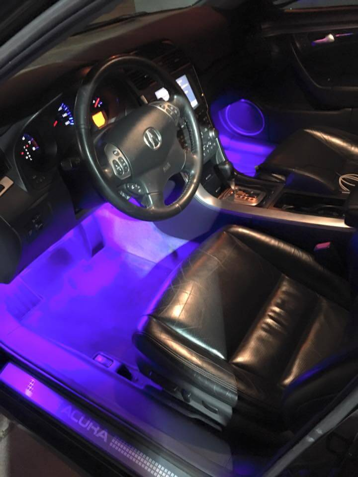 LED Lighting Makes Your Car Look Cool