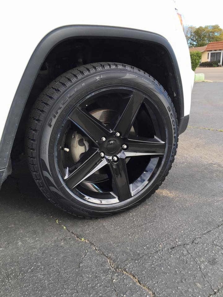 Cheap new wheels from Audiosport