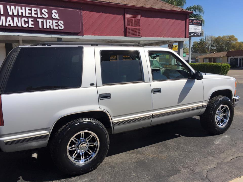 Escondido Car Tires and Wheels