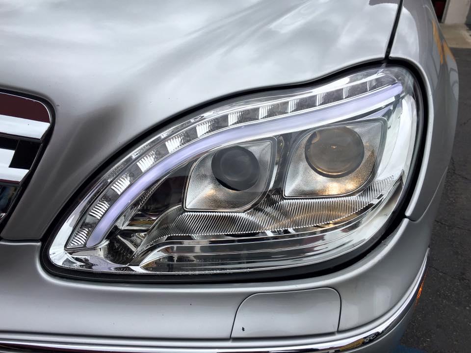 Brand new car lights from Audiosport