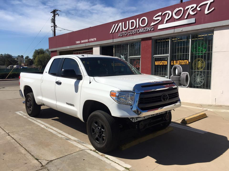 Custom Truck Lift Kits at Audiosport Escondido