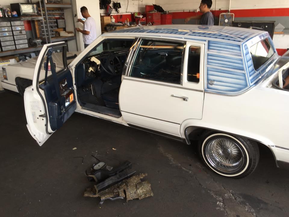 Custom Car Work