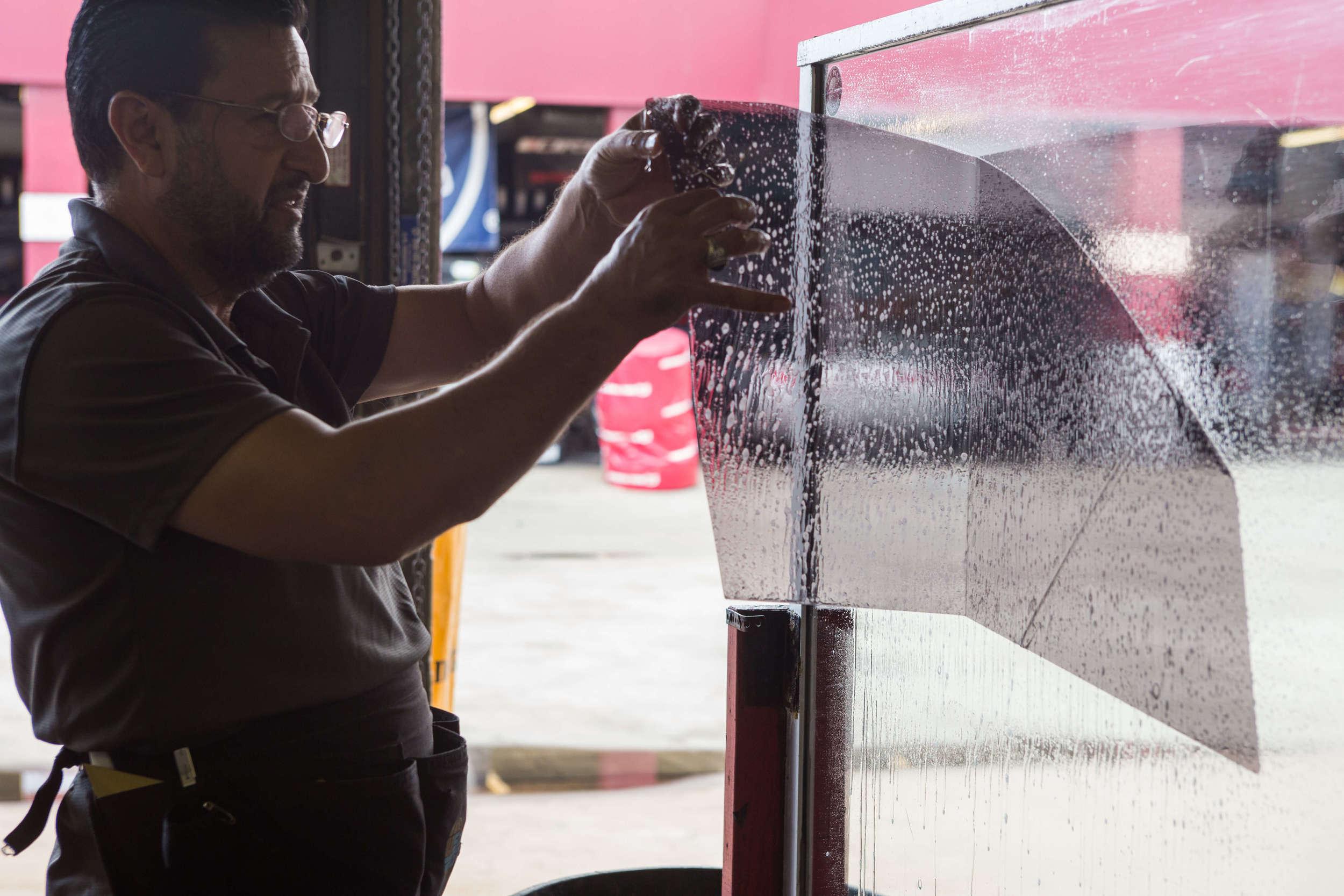 Window tinting law in California