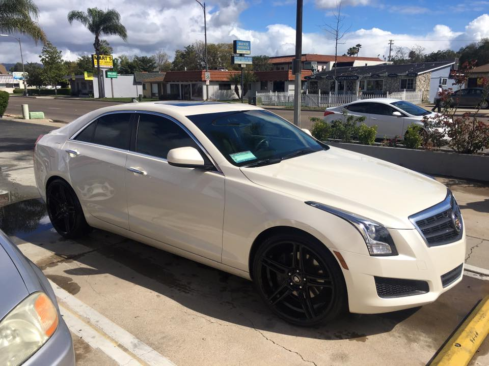 Escondido Car Window Tinting at Audiosport