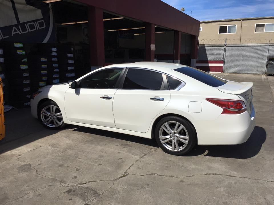 Premium Car Tinted Windows in Escondido