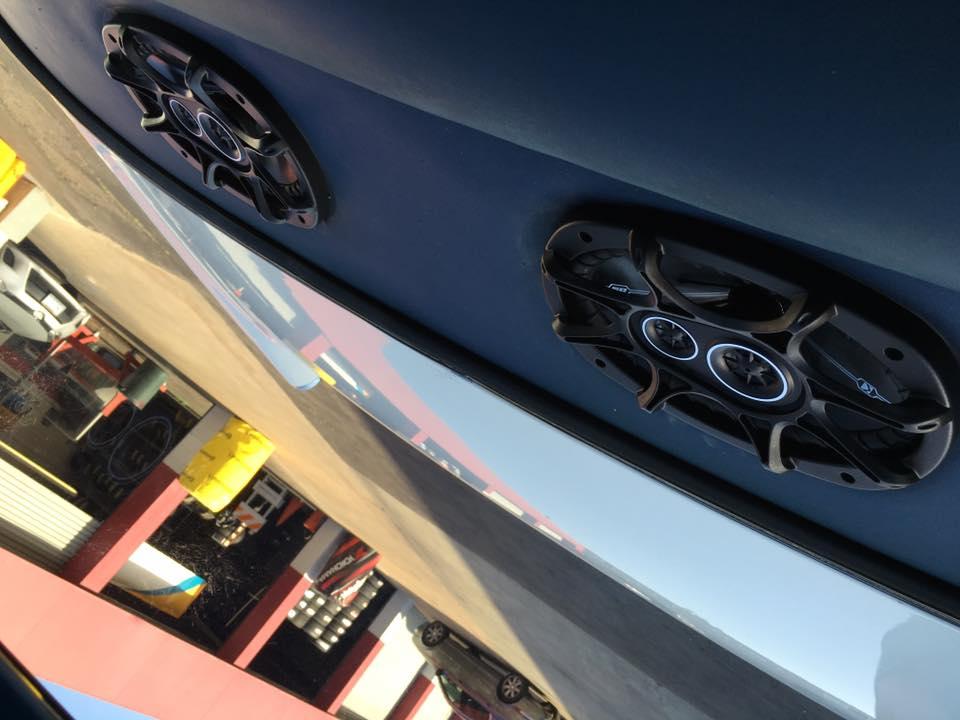 Car Stereo Speakers at Audiosport Escondido