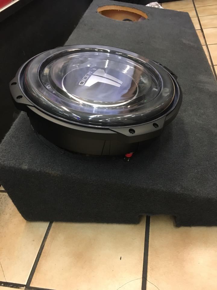 JL Audio Speakers at Audiosport Escondido