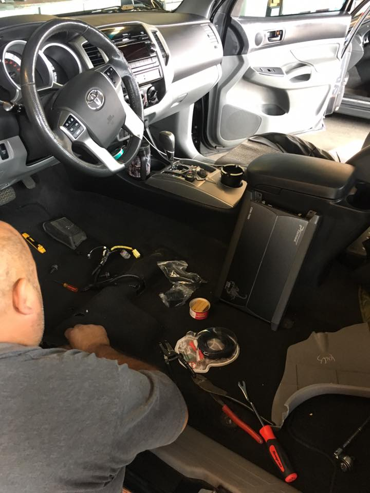 Get a custom car stereo system