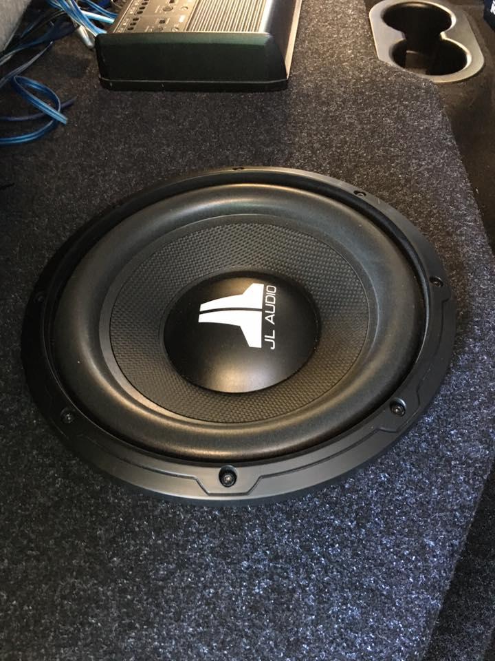 JL Audio Custom Car Stereo System from Audiosport