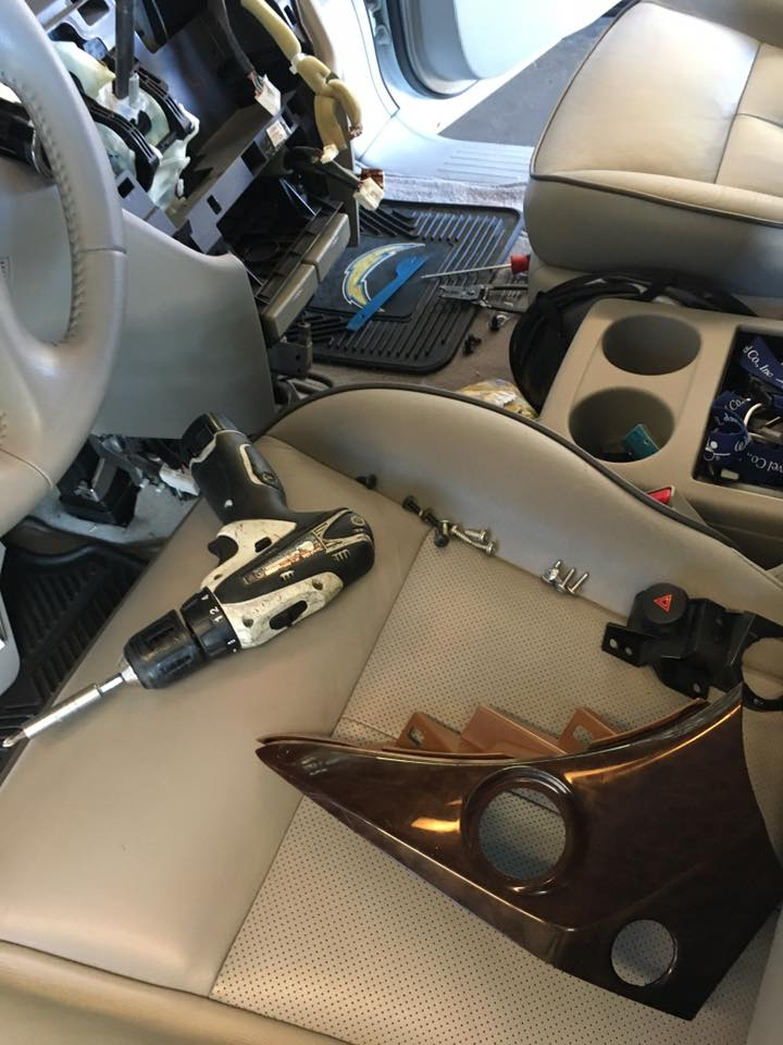 Install a Car Stereo System at Audiosport Escondido