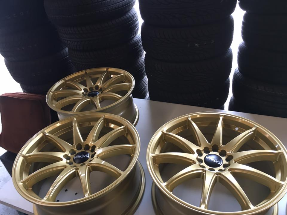 Get brand new rims at a great price from Audiosport