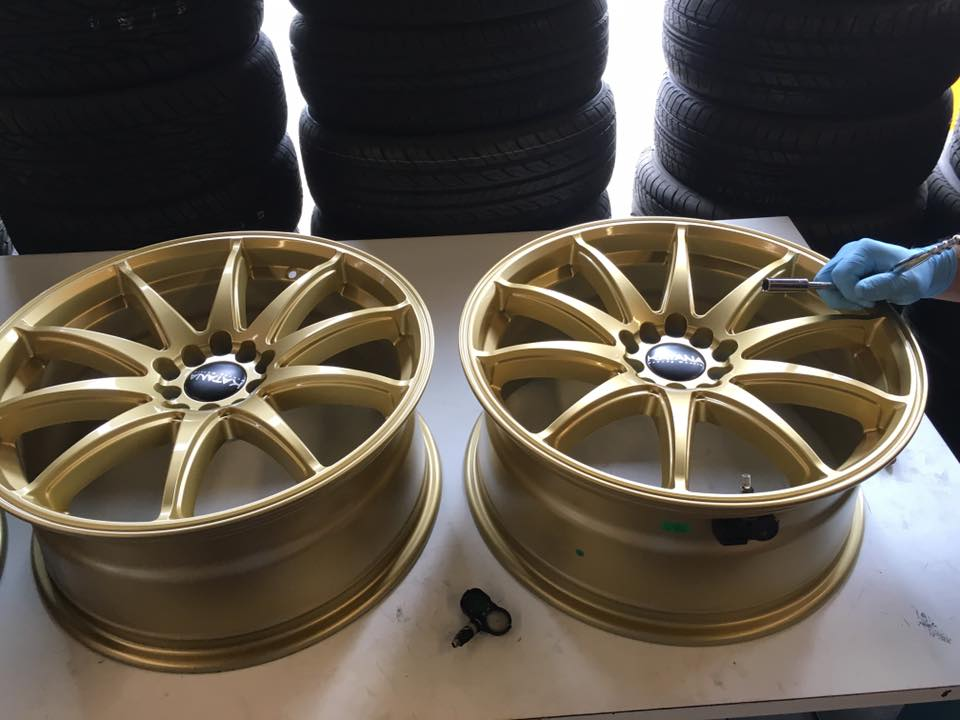 Cool New Rims for Sale at Audiosport Escondido