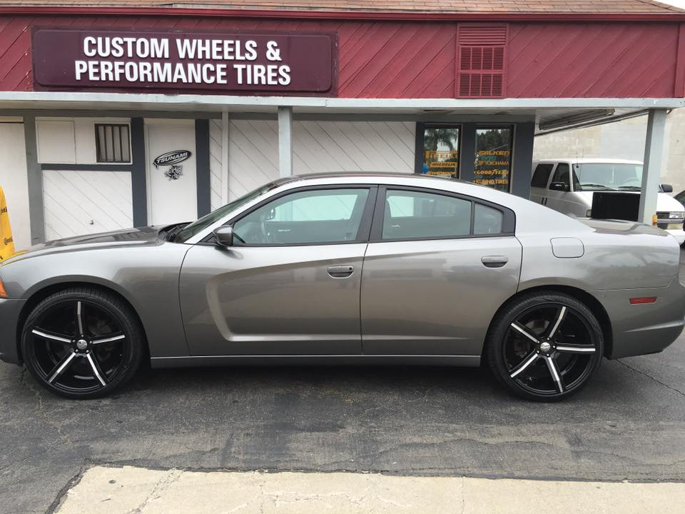 Custom Wheels and Performance Tires at Audiosport