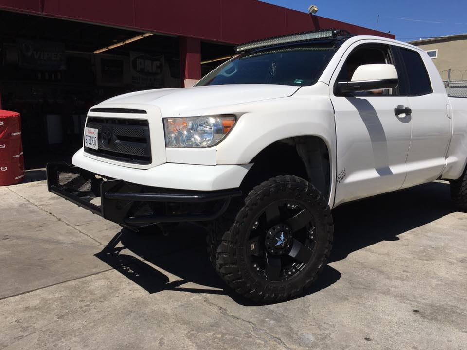 Lift Kits, Rims, Tires and Tinting at Audiosport