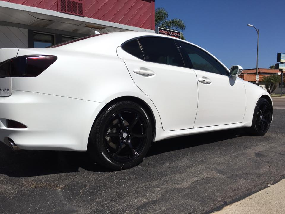 Get Rims and Tinted Windows in Escondido