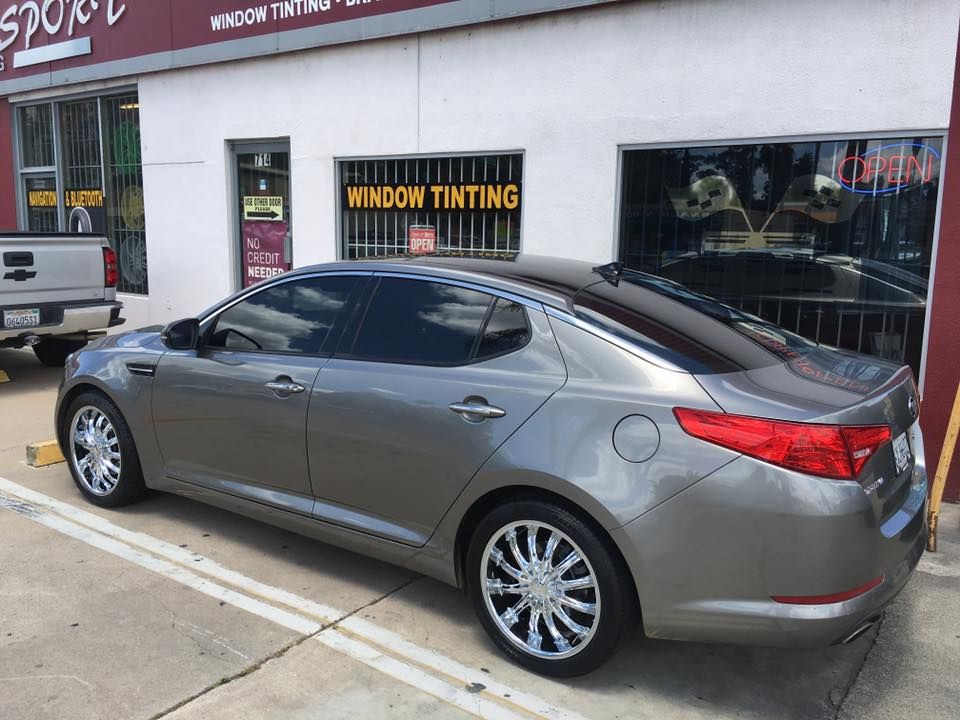 Best Car Window Tinting in Escondido