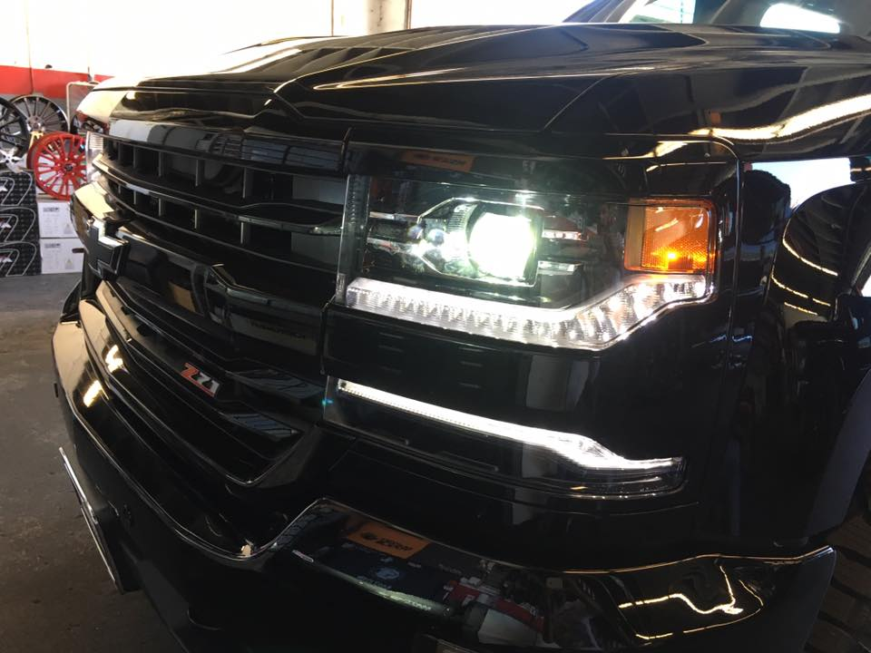 Get awesome new HID headlights from Audiosport Escondido