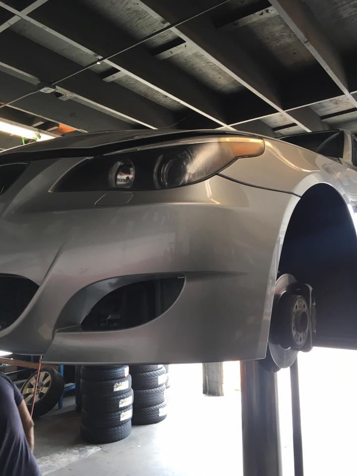 New tires, rims and wheels at Audiosport Escondido