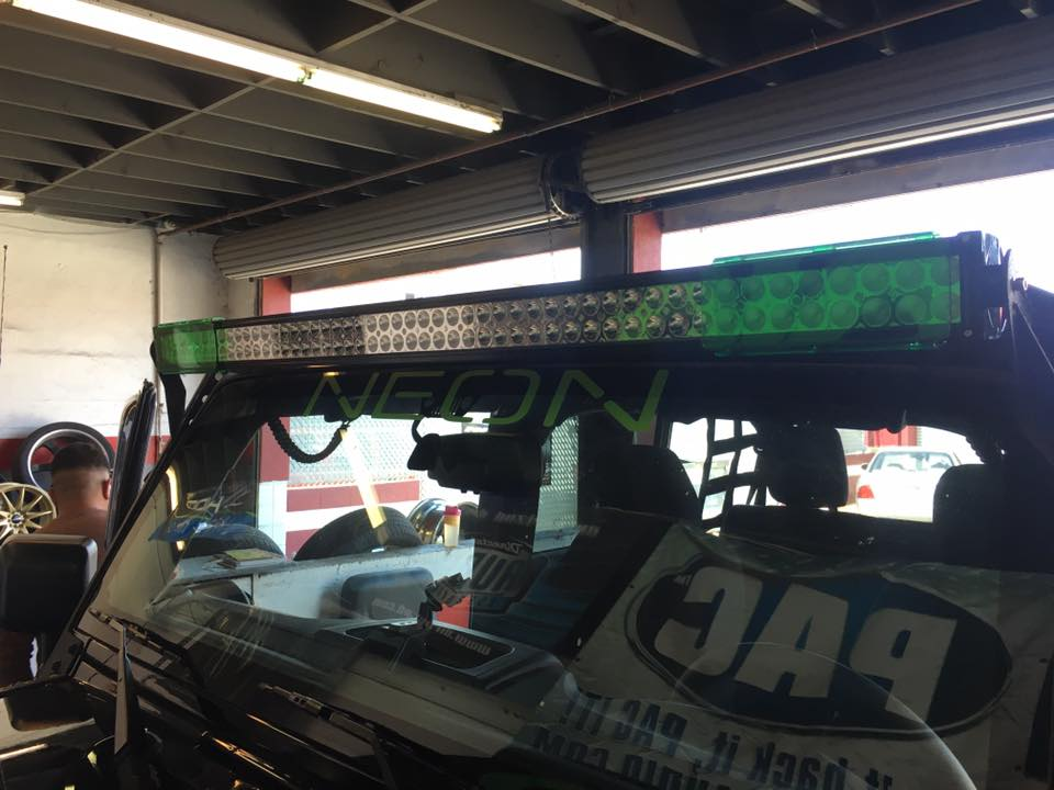 Lights and Lighting for Offroading
