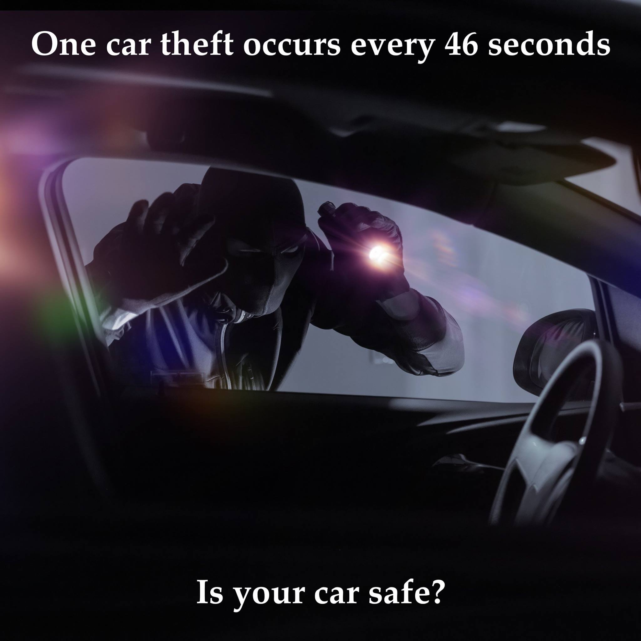 Car Theft Prevention at Audiosport Escondido