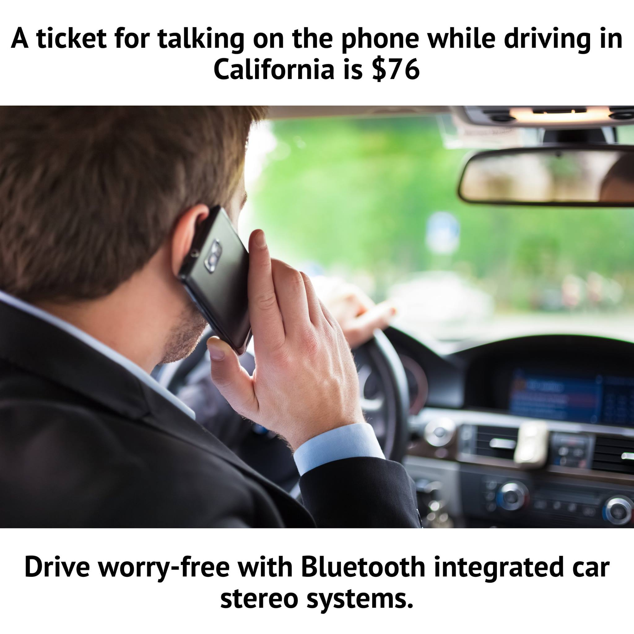 Get a Bluetooth Car System