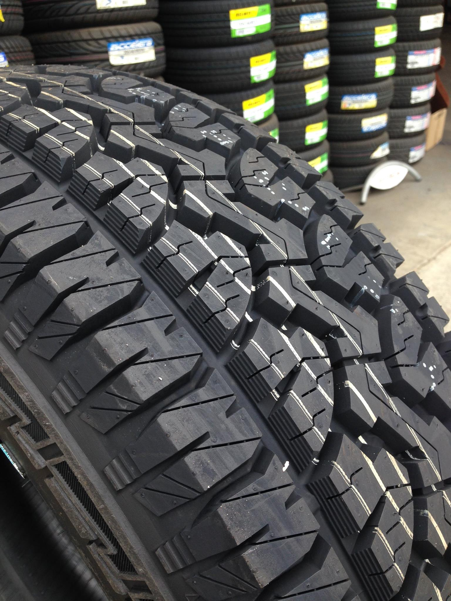 Get new tires in Escondido