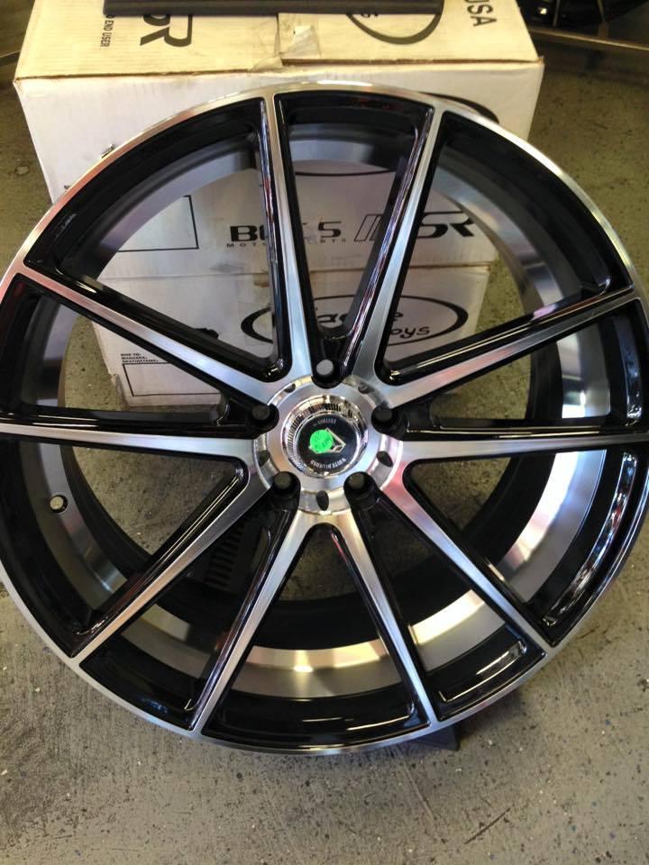 Get New Car Rims at Audiosport