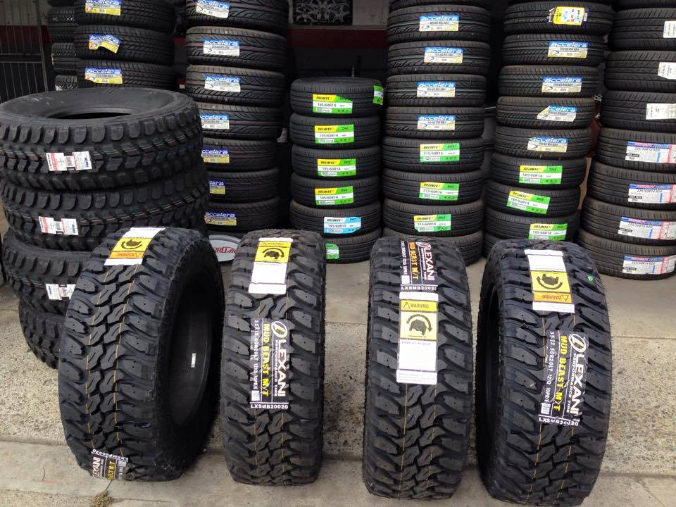 Tires for Sale at Audiosport Escondido