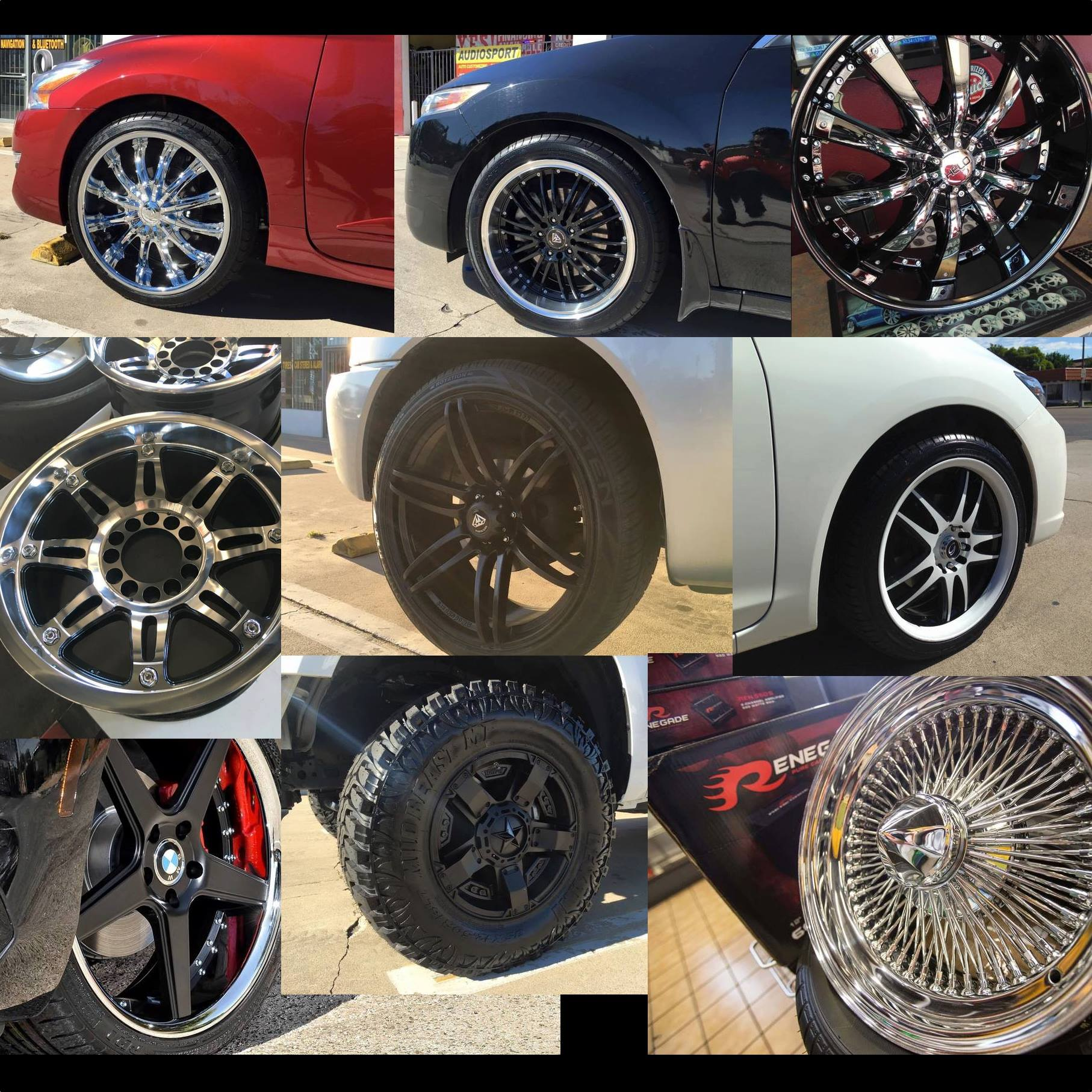 Best Rims in Escondido
