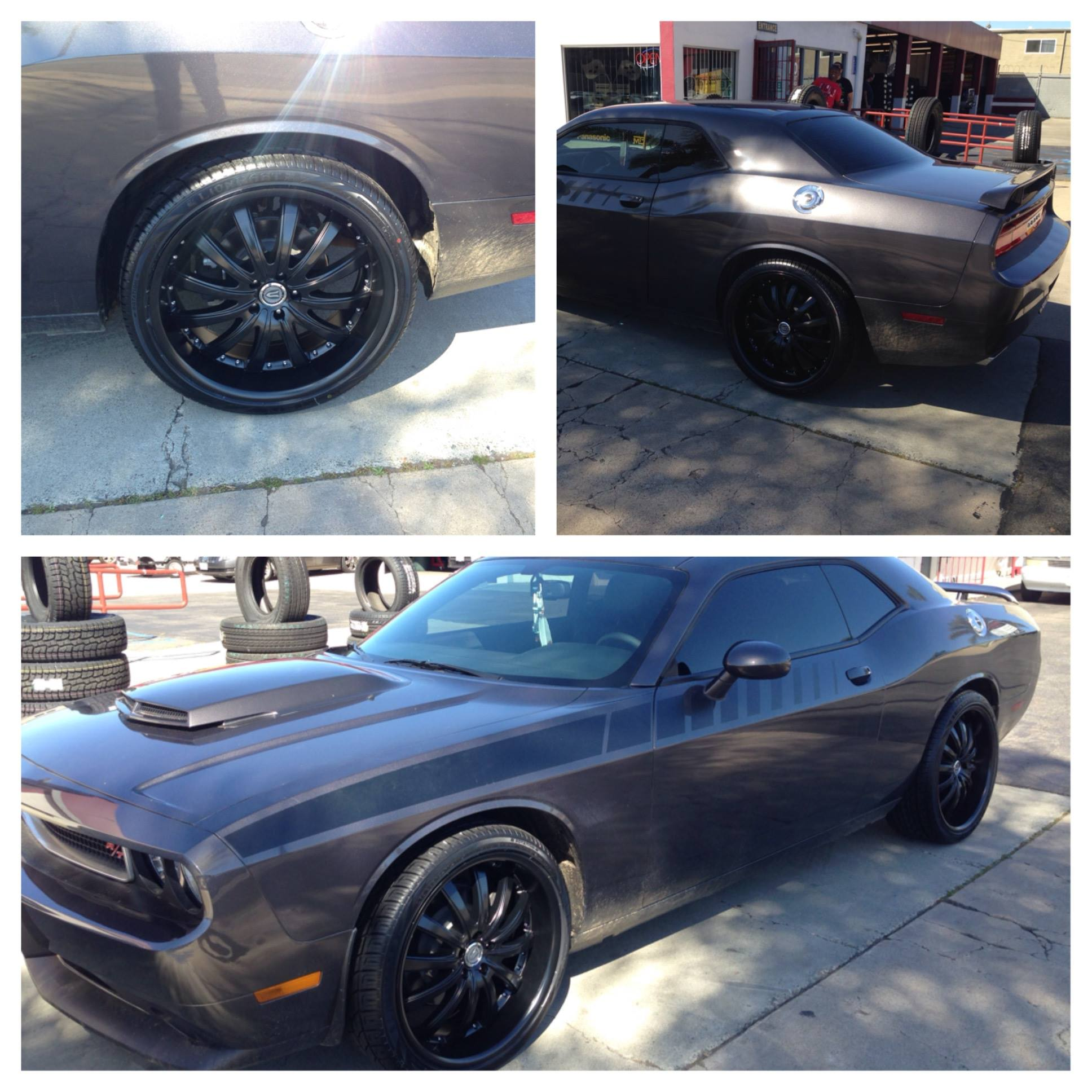 Car Wheels, Tires and Rims in Escondido