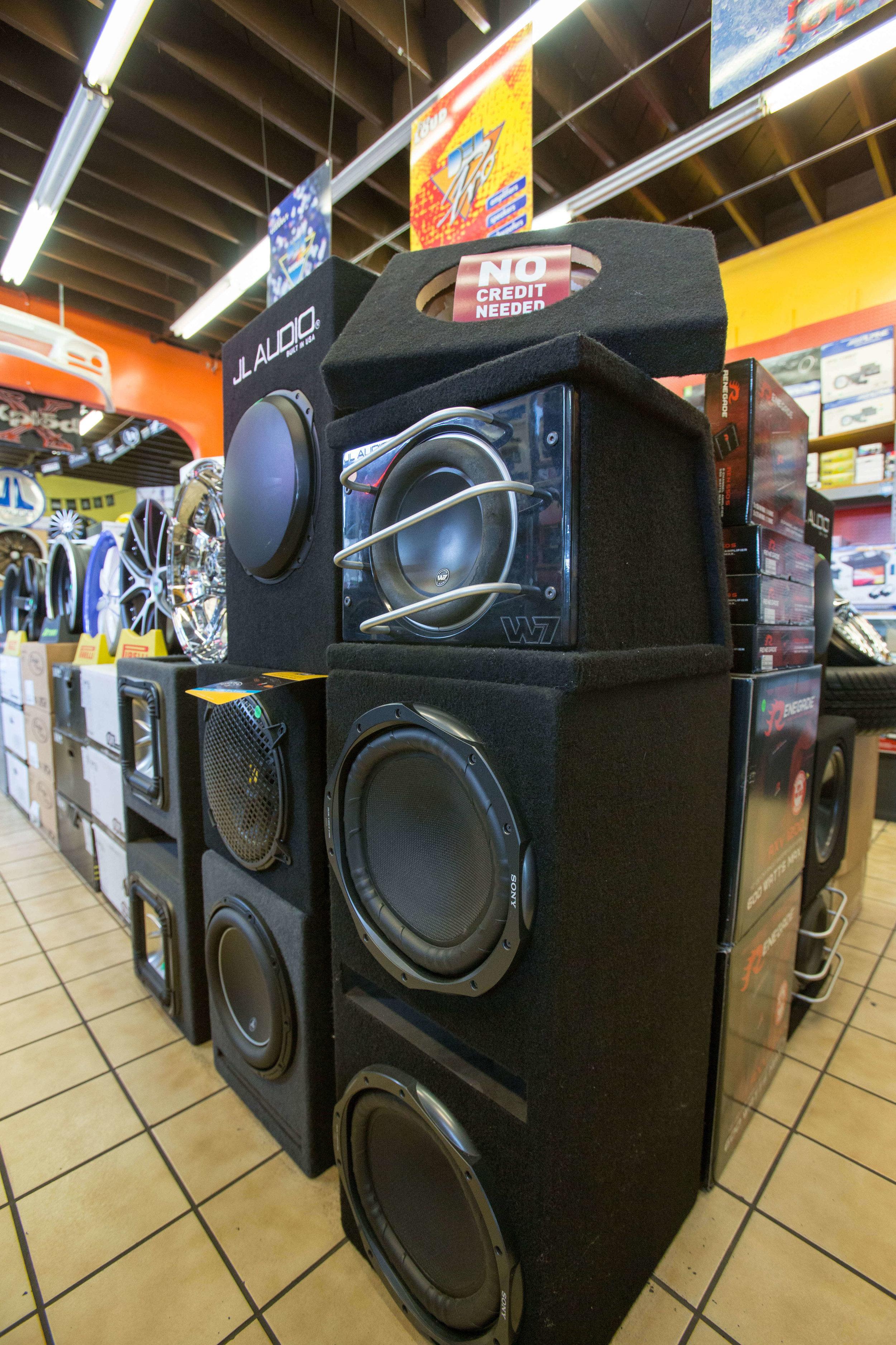 Best Car Stereo Speakers in Escondido