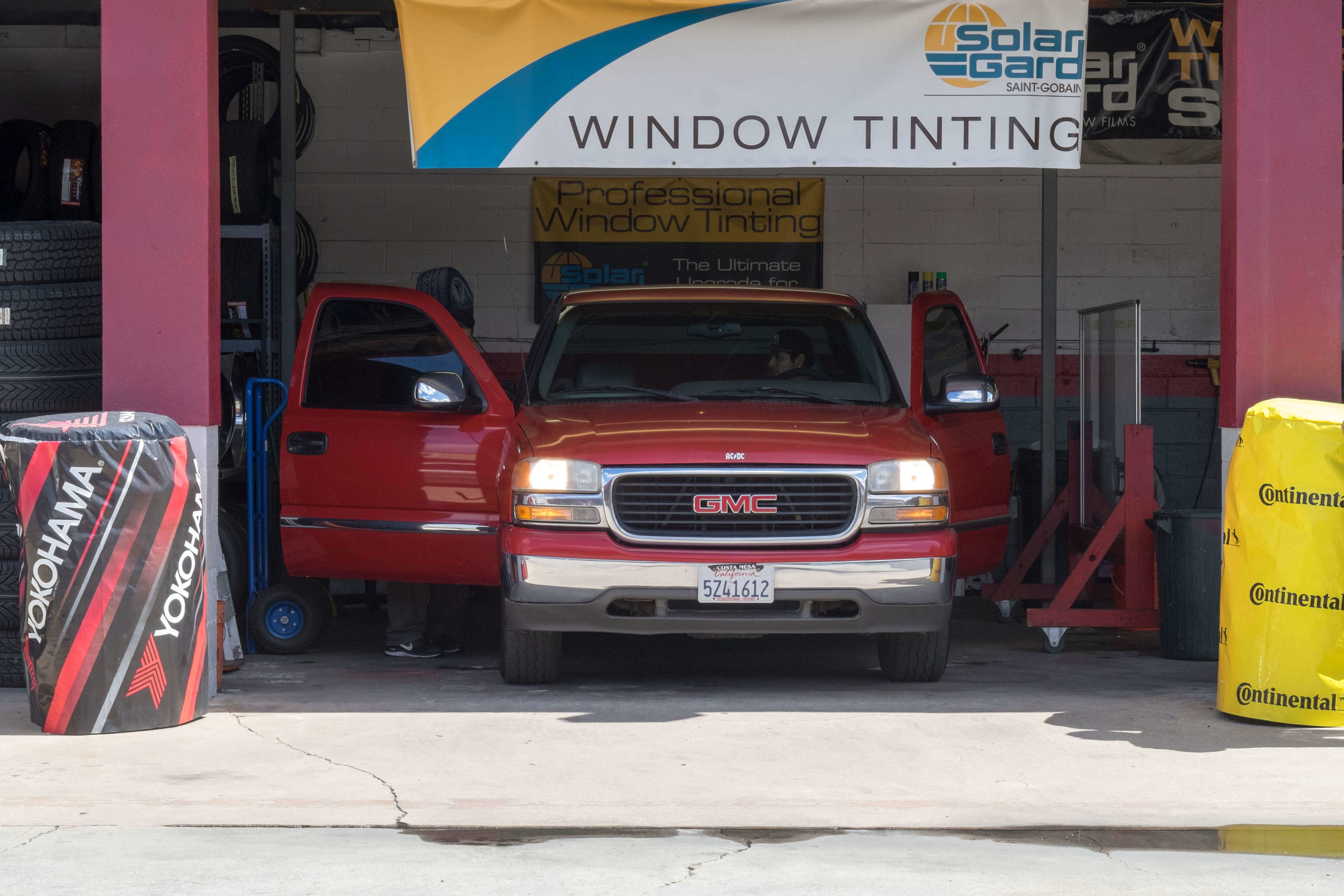 Best Window Tinting in Escondido at Audiosport