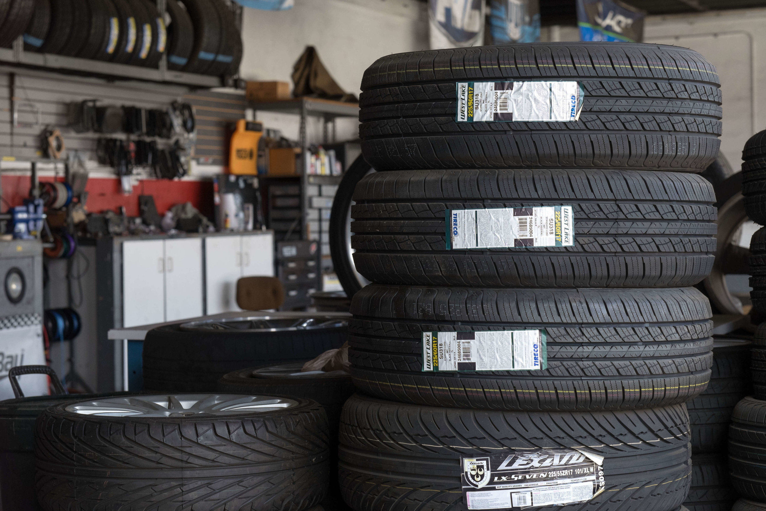 Great Selection of Premium Tires in Escondido