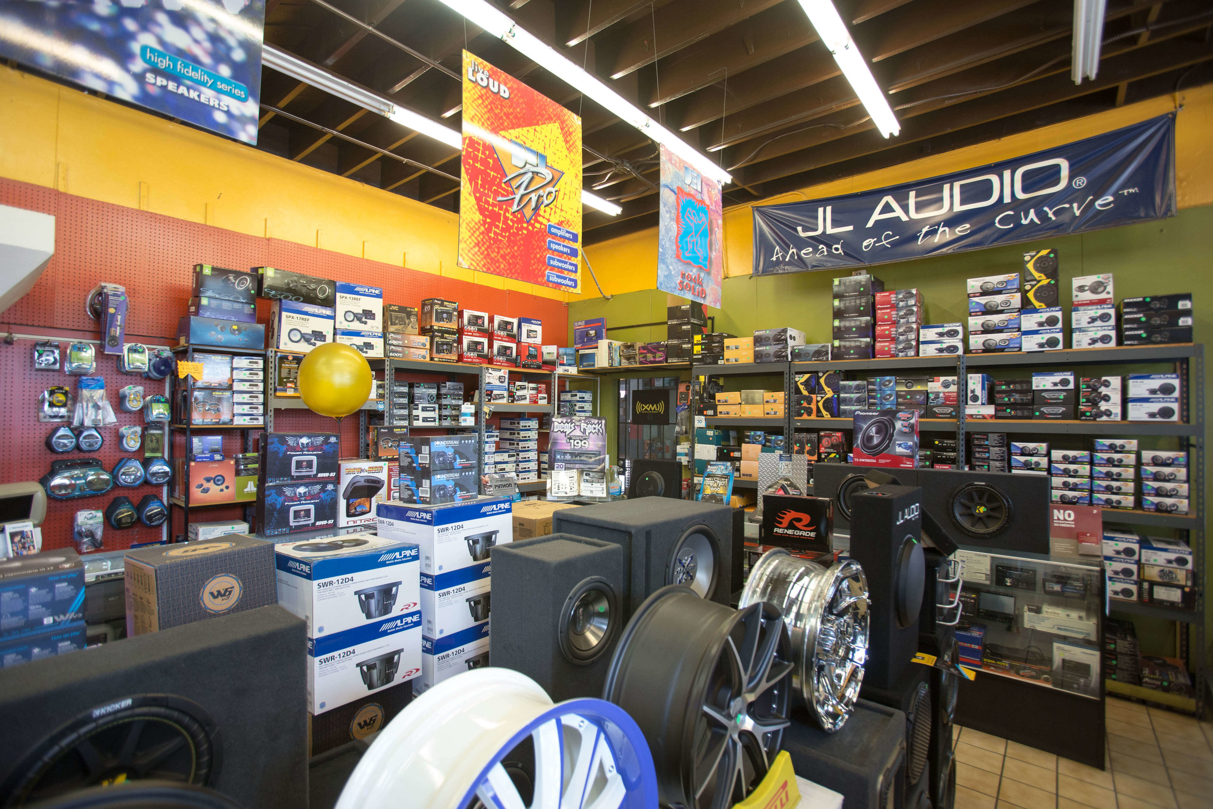 Audiosport can get your car great new wheels and rims
